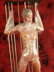 Diana Model In Plastic Sheet Bounded