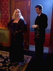 The Butler And The Mistress